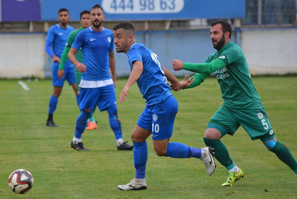 Tuzlaspor 1-1 Etimesgut Belediyespor