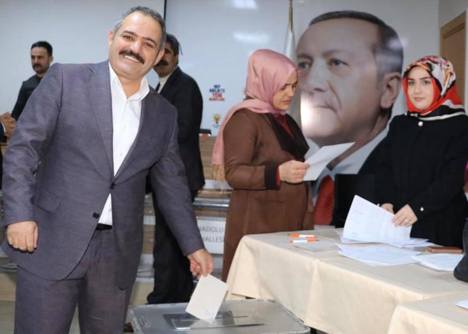 Tuzla AK Parti'de Delege Seçimleri Yapıldı