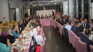 AK Tuzla'dan Mahalle Başkanları'na Vefa
