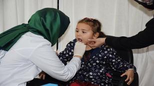 Anne Çocuk Eğitim Merkezi, Ağız ve Diş Sağlığı Haftası Etkinliği Düzenledi
