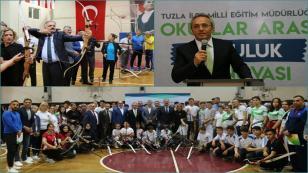 Tuzla'da 2.Okçuluk Turnuvası