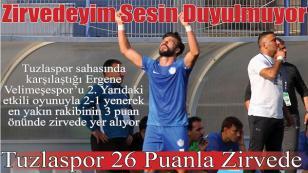 Tuzlaspor 2- 1 Ergene Velimeşe