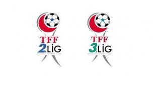 TFF 2. ve 3. Lig'de Sezon Sonlandırıldı