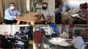 Tuzla'da AK Parti'ye Çok Sayıda Katılım
