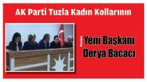 AK Parti Tuzla Kadın Kollarının Yeni Başkanı Derya Bacacı