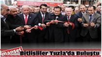 Bitlisliler Tuzla'da Buluştu