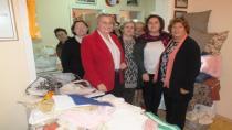 Tuzla Sosyal Dayanışma ve Yardım Derneği geleneksel kermesi açıldı