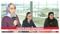 Tuzla'da Kadın Dayanışması