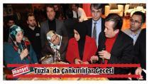 Tuzla'da Çankırılılar Gecesi