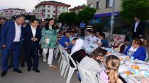 Tuzla'da Ramazan'ın Bereketi İstasyon Mahallesi'nde Devam Etti