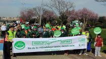 Yeşilay Dayanışma Haftası'na Tuzla'dan Tam Destek