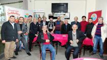 Tuzla Belediyesi, Kıraathane Sohbetleri'nde Yazarları Vatandaşlarla Buluşturuyor