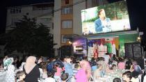 Şifa Mahallesi'nde 6 Bin Kişilik Sokak İftarı