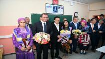 Tuzla'da Öğrenciler Karne Heyecanı Yaşadı