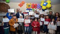 Tuzla Belediyesi Bilgi Evleri, Karne Şenliği Düzenledi