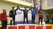 Tuzla M.T.A.L. Öğrencisi Cengizhan Dağ Türkiye Şampiyonu Oldu