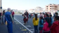 Eğitim Kenti Tuzla'da Sokak Oyunları Olimpiyatı ve Akıl Zeka Oyunları Heyecanı Yaşanıyor