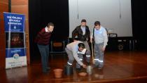 Vektörlerle Mücadele Kumpanyası Tuzla'da Sahnelendi