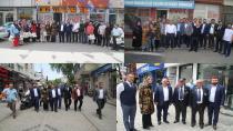 AK Tuzla Mahallelerde Seçmen Taraması Yaptı