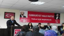 Tuzla CHP'de Yeni İlçe Başkanı Düzgün Acar Oldu
