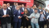 CHP Aydınlı Seçim İrtibat Bürosu Açıldı