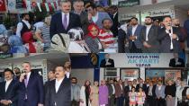AK Parti İstanbul İl Başkanı Bayram Şenocak Tuzla'da Postane ve Cami Sokak İftarına Katıldı