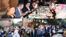 Tuzla'da Sokak İftarlarının Son Durağı İçmeler Mahallesi Oldu