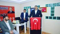 Nafiz Hacıalioğlu BBP'den istifa etti