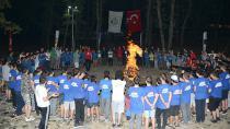 Tuzla Belediyesi Eğitim Birimleri, Tuzla Belediyesi Şehit Ömer Halisdemir Gençlik Kampı'nda Kamp Yaptı