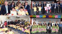 Tuzla'da Yeni Eğitim Yılı, Orhanlı İlkokulu'nda Düzenlenen Törenle Başladı