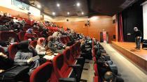 Tuzla Belediyesi, Sezonun İlk Söyleşisinde Bekir Develi'yi İlçe Halkıyla Buluşturdu