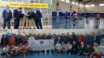 Tuzla Mahir İz AİHL Ayak Tenisinde Marmara Birincisi