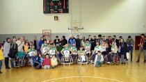 İstanbul Derbisini Tuzla Belediyesi Tekerlekli Sandalye Basketbol Takımı Kazandı
