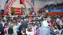 Tuzla Belediyesi, Yarıyıl Tatilinde Karne Etkinliğini Şölene Dönüştürüyor