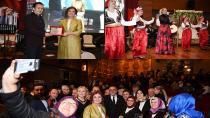 Tuzla'dan Anadolu'ya Kültürler Buluşması'nda Rumeli Rüzgarı Esti