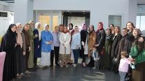 Tuzla'da Kadınlar Günü'nün İlk Etkinliği Şehit ve Gazi Eşlerine Yönelik Düzenlendi