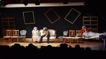 Gençlik Merkezi, 'Devr-i Bahane'yi Sahneledi