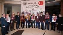 Kastamonulular Tuzla' Bir Araya Geldi