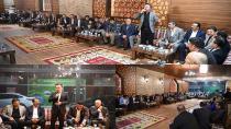 Ağrılılar Gecesi Tuzla Belediyesi Şelale Eğitim Parkı Kültürevi'nde Düzenlendi