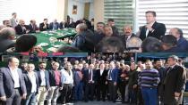 200 kişilik CHP'li Aileden Başkan Yazıcı'ya Destek