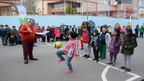 4. Sokak Oyunları Olimpiyatları, Eğlenceli Yarışmalarla Başladı