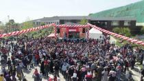 Her Yaştan Tuzlalı, Bayram Sevincini Tuzla Belediyesi Çocuk Festivali'nde Yaşadı
