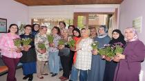 Gönül Elleri Çarşısı, Her Ayın Kadın Kent Gönüllüsü'nü Seçiyor