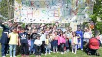 'Bizim Çocuklarımız' İstanbul Şehir Üniversitesi Çocuk Şenliği'nde Doyasıya Eğlendi