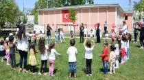 Anne Çocuk Eğitim Merkezi 'Anne Çocuk Şenliği' Düzenledi