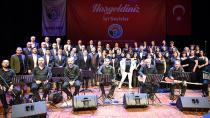 Tuzla Belediyesi Türk Halk Müziği Topluluğu'ndan 'Baharda Bayram Tadında' Konser