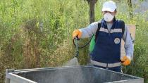 Tuzla Belediyesi, Karasinek ve Sivrisineklerle Üreme Kaynağında Mücadelesini Sürdürüyor