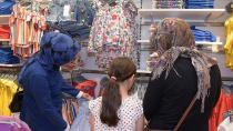 Gönül Elleri Çarşısı, 650 Çocuğa Bayram Sevincini Yaşattı