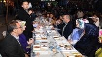 Tuzla Belediyesi, Yayla Mahallesi'nde 3 Bin Kişilik Sokak İftarı Düzenledi