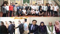 Tuzla'da Ramazan Bayramı Gönülden Gönüle Kardeşlik Bağıyla Yaşandı